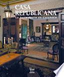 libro Casa Republicana