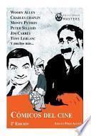 libro Comicos Del Cine