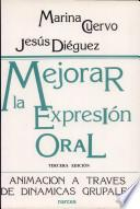 libro Mejorar La Expresión Oral