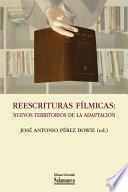 libro Reescrituras Fílmicas