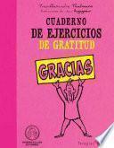 libro Cuaderno De Ejercicios De Gratitud