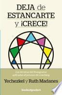 libro Deja De Estancarte Y Crece!