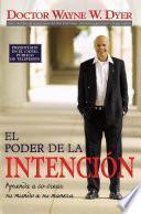 libro El Poder De La Intencion / The Power Of Intention