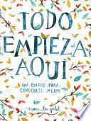 libro Spa Todo Empieza Aqua/start Wh
