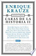 libro Caras De La Historia Ii (ensayista Liberal 3)