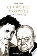 libro Churchill Y Orwell