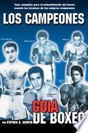 libro Los Campeones