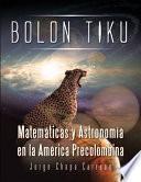 libro Bolon Tiku