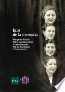 libro Ecos De La Memoria