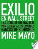 libro Exilio En Wall Street