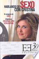 libro Hablando De Sexo Con Cristina