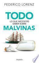 libro Todo Lo Que Necesitás Saber Sobre Malvinas