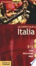 libro Un Corto Viaje A Italia