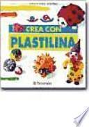 libro Crea Con Plastilina