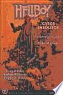 libro Hellboy: Casos Insólitos