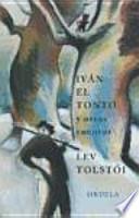libro Iván El Tonto