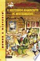 libro O Misterioso Manuscrito De Nostrarratus