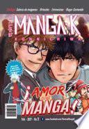 libro Revista Manga K