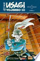 libro Usagi Yojimbo Saga Integral