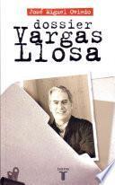 libro Dossier Vargas Llosa