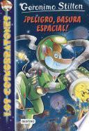 libro ¡peligro, Basura Espacial!
