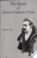 libro The Novels Of Jacinto Octavio Picón