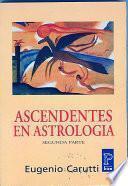 libro Ascendentes En Astrologia