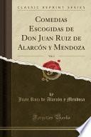 Juan Ruiz De Alarcon Y Mendoza