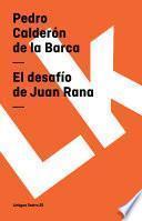 libro El Desafío De Juan Rana