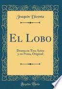 libro El Lobo
