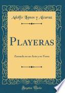 libro Playeras