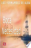 libro Boca De La Necesidad