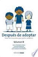 libro Después De Adoptar