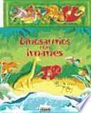 libro Dinosaurios Con Imanes (isla Magnética)
