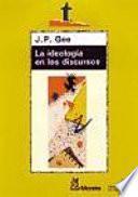 libro La Ideología En Los Discursos