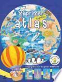 libro Mi Primer Atlas Magnético