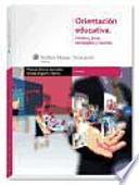 libro Orientación Educativa : Modelos, áreas, Estrategias Y Recursos