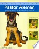 libro Pastor Alemán