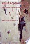libro Proyecto Olimpia, Educación Física, 4 Eso