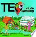 libro Teo Va De Camping