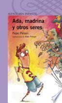 libro Ada, Madrina Y Otros Seres