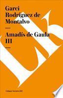libro Amadís De Gaula Iii