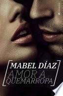 libro Amor A Quemarropa