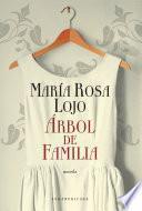 libro Árbol De Familia