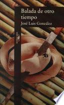 libro Balada De Otro Tiempo
