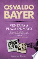 libro Biblioteca Bayer. Ventana A Plaza De Mayo