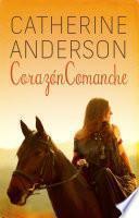 libro Corazón Comanche