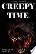 libro Creepy Time Volumen 1: Historias De Terror