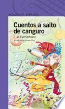 libro Cuentos A Salto De Canguro