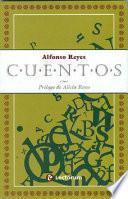 libro Cuentos. Alfonso Reyes